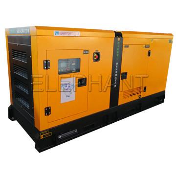 Générateur diesel étanche Deutz de 60 kVA à 800 kVA Soundprood