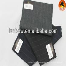 Qualidade superior projetado italiano feito para medir o tecido do terno de herringbone