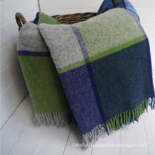 Pure Merino Wool Throw/Virgin Wool Throw
