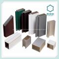 Perfil de alumínio para o Frame de porta de alumínio