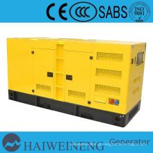 Tipo gerador da saída da fase monofásica da CA gerador elétrico de 140kw / 180kva pelo motor diesel dos EUA (fabricante do OEM)