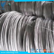 AISI Standard e Free Cutting Steel Especial Use fio de aço inoxidável 304 para tricô rede