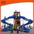 Mais novo slide Kid Outdoor Amusement Playground