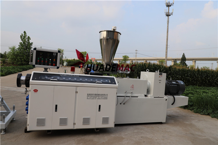 80 Twin Screw Extruder