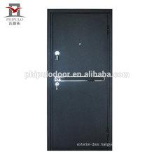 PHIPULO Front Door Designs Steel Wood Russia Door