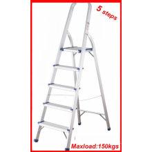 5 Steps Household Aluminium Ladder