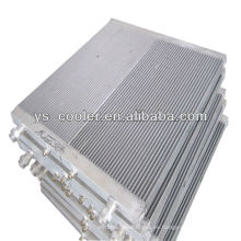 Intercambiador de calor del compresor