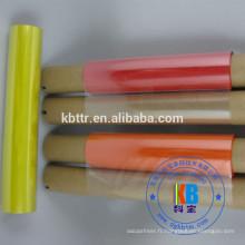 whosale cheper prix résine compatible couleur imprimante zèbre ruban de transfert thermique