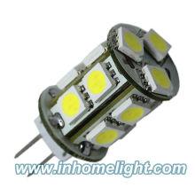 13 pcs 5050 90LM G4 Marine lumières led