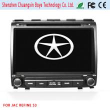 Car DVD MP4 Player pour JAC Affiner S3