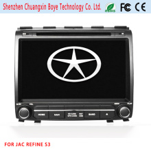 Car DVD MP4 Player for JAC Refine S3