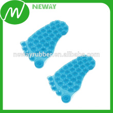 Adhensive and Removable Silicone Rubber Suction Cup Foot