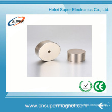 N52 Rare Earth Permanent Cylinder Magnet