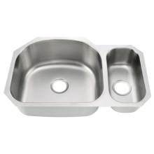 Günstiger Preis importierte Küchenschränke Waschbecken