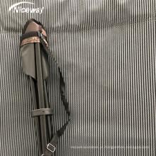 Niceway Floresta Camuflagem Triângulo Portátil Ao Ar Livre Camping Metal Aço Cadeira Dobrável