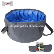 Banheira de banho confortável do verão novo da associação de banho do animal de estimação do projeto de Doglemi para cães pequenos