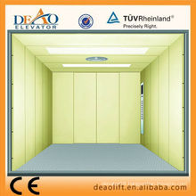 DEAO Good Safety Freight Lift with Opposite Door(DFN25)