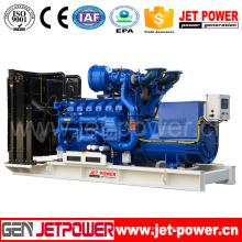 68kw 85kVA Top Factory Powered by Doosan Engine Canopy Diesel Generator