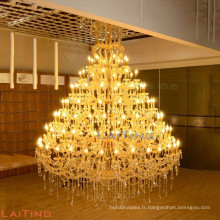Maria Theresa grande taille lampe suspendue grande bougie lustre cristal 8036