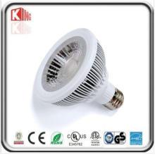 Luz de bulbo da ESPIGA PAR30 de Energystar do projector do diodo emissor de luz de ETL Dimmable PAR30