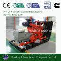 Grupo de gerador ou Genset da gasificação da biomassa 100kw