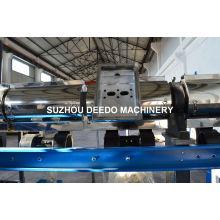 Máquinas de peletização de extrusoras de dois estágios