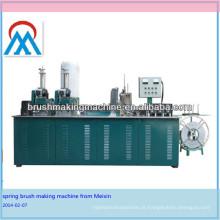 popular em 2014 sistema de controle automático de nylon, cerdas, pp, escovas abrasivas que faz a máquina