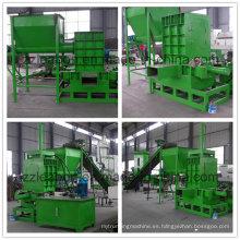 2015 máquina de prensa hidráulica de la máquina de afeitar que afeita