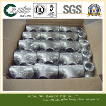 304/316 Stainless Steel Equal Tee