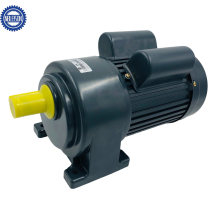 Single Phase AC Electric Motor Low Rpm with Gear Box 230V 50Hz 1400 Watts