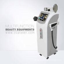 Equipamento multifuncional VV50 do salão de beleza do CE médico o mais novo da tecnologia 2018