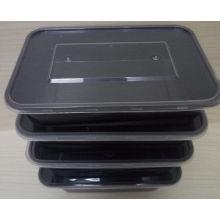 Récipients alimentaires jetables en plastique jetables de four