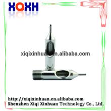 Инструмент для бровей с горячим инструментом для татуировки, прочный серебряный наконечник из нержавеющей стали (RT, FT, DT) с высоким качеством