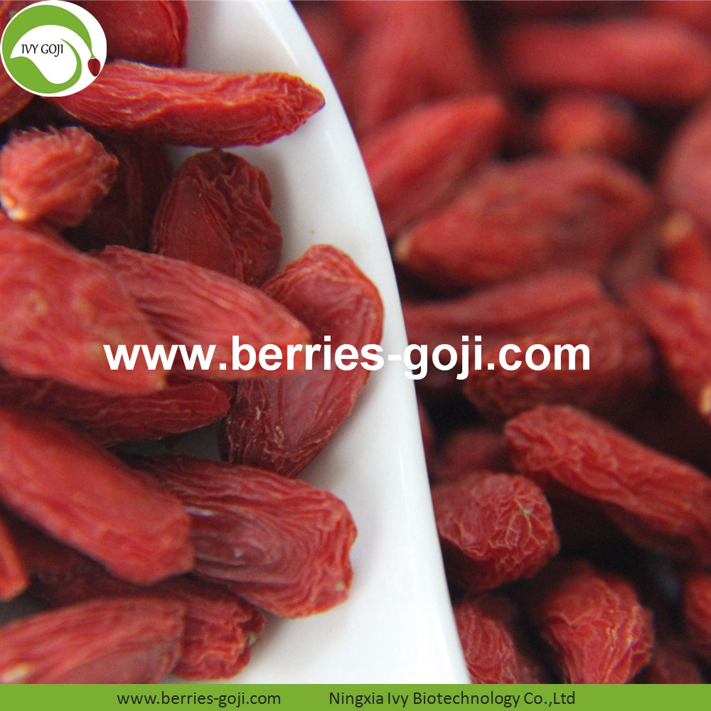 Low Pesticide Goji Berries