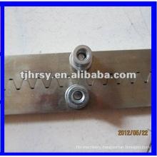 Galvanized Gear Rack