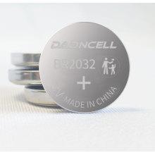 lange Haltbarkeit 10 Jahre Knopfzellen 3V BR2025A Safty Lithium Fluorid Carbon Batterie für Reifendruckmesser