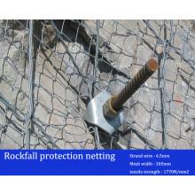 Rockfall Stabilization Protection Mesh/Netting