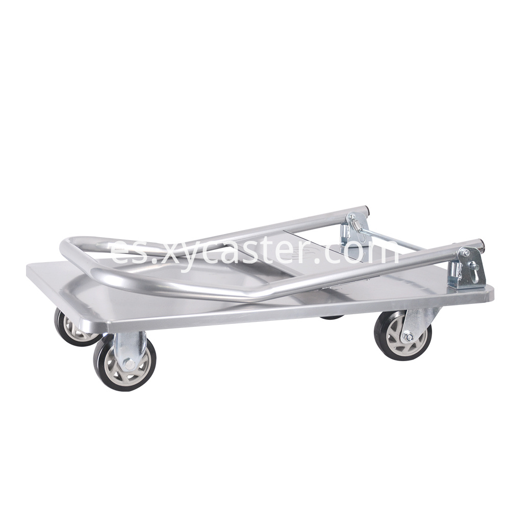 Metal Platform Trolley