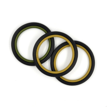 Hydraulic Buffer Rod Seal GSJ PTFE HBTS Step Seal For Hydraulic Cylinder