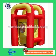 Advertising inflatable money machine/ inflatable cash machine/ inflatable cash cube for sale