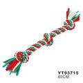 Eco Natural Hemp Dog Interactive Toy Christmas Rope Dog Toy