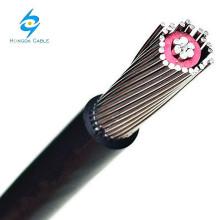 Одножильный Алюминиевый концентрический кабель 16мм