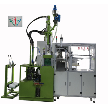 Fullautomatisk Dental Floss Pick Injection Molding Machine