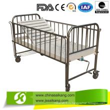 Кровати Младенца Больницы Нержавеющей Стали
