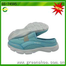 Хорошая продавая оптовая леди Случайная спортивная обувь (GS-74595)