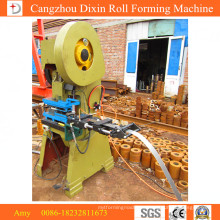 Steel Sheet Punching Roll Forming Machine