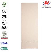 32 in. X 80 in. Smooth Flush Hardboard Gebohrte Solid Core Grundierte Composite Innen-Tür-Platte