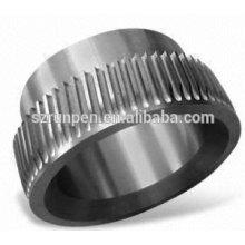 CNC, das Aluminiummaschinen-Teile locht