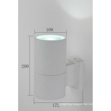 Singular Matt Grey Wall Lamp with 4 Years Warrantly (KA-G5101/1)