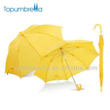 19 pouces 8k jaune droite petit parapluie pour les enfants